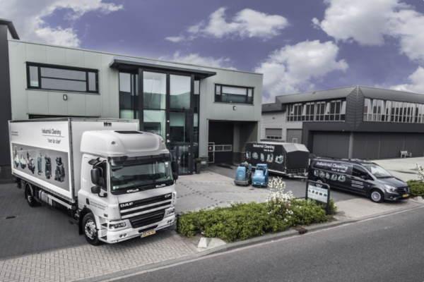 Industrial Cleaning bedrijfspand in Veenendaal